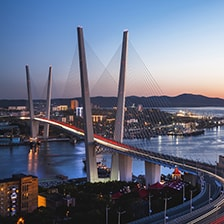 Vladivostok city