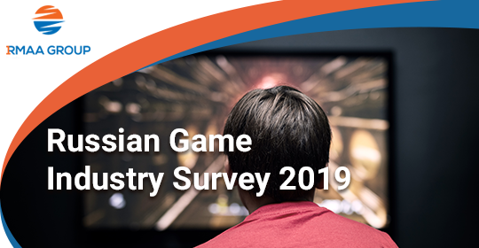 Russian Gaming Survey 2019