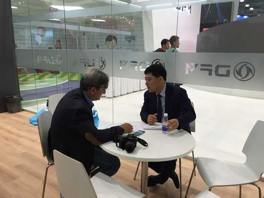 RMAA Group Acted As Co-organizer of The Exhibition for Chinese Auto Brand DongFeng at Moscow International Automobile Salon 2016, pic. 12