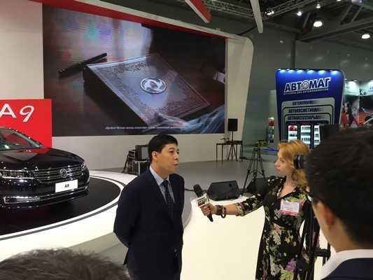 RMAA Group Acted As Co-organizer of The Exhibition for Chinese Auto Brand DongFeng at Moscow International Automobile Salon 2016, pic. 7