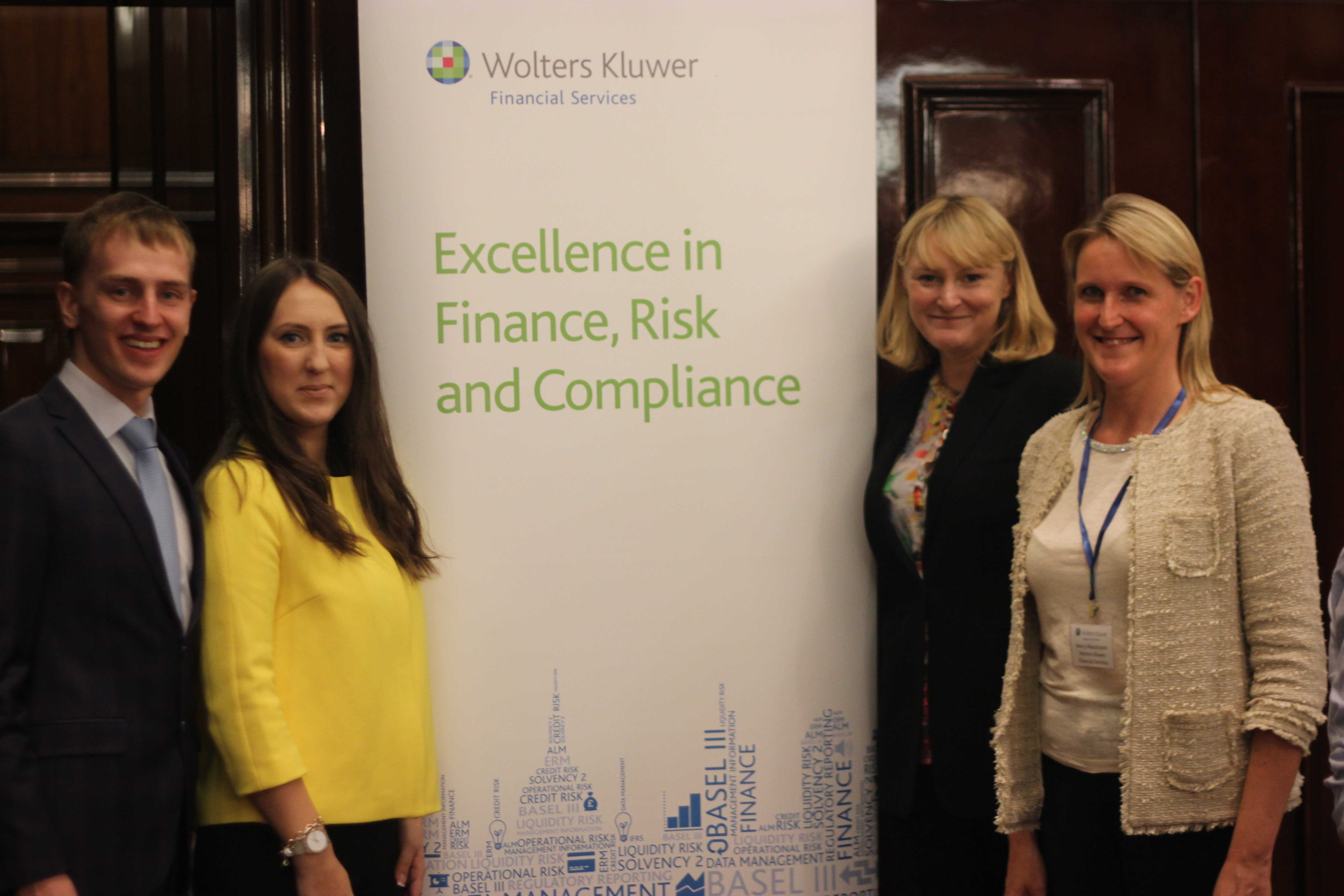 RMAA Group organized Financial Markets Summit for Wolters Kluwer FS, pic. 1